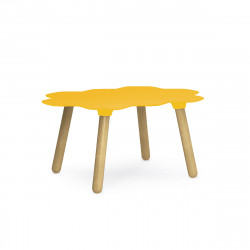 Table basse Tarta, Slide Design jaune