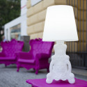 Lampe Lady of Love, Design of Love blanc