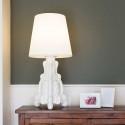 Lampe Lady of Love, Design of Love blanc
