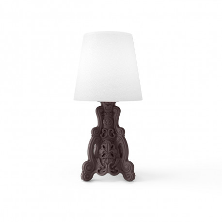 Lampe Lady of Love, Design of Love chocolat