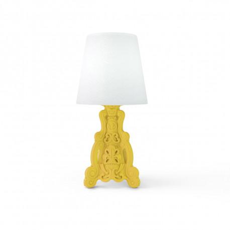 Lampe Lady of Love, Design of Love jaune