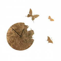 Horloge Butterfly Leaf, Diamantini & Domeniconi or
