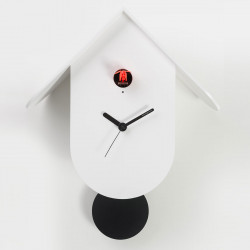 Horloge Titti, Diamantini & Domeniconi blanc