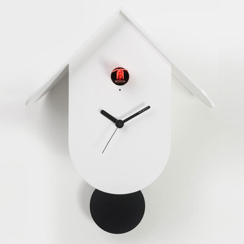 coucou horloge design beautiful horloge coucou oiseaux chanteurs kookoo noir with coucou. Black Bedroom Furniture Sets. Home Design Ideas
