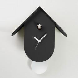 Horloge Titti, Diamantini & Domeniconi noir