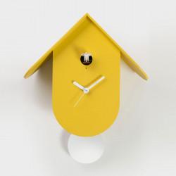 Horloge Titti, Diamantini & Domeniconi jaune