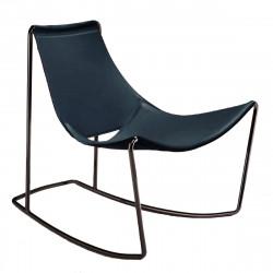 Rocking Chair Apelle DN, Midj bleu