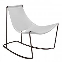 Rocking Chair Apelle DN, Midj blanc