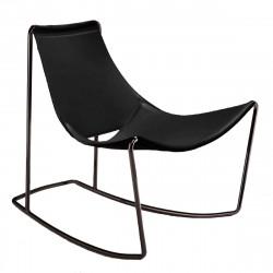 Rocking Chair Apelle DN, Midj noir
