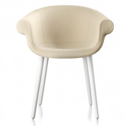 Fauteuil Cyborg Lord, Magis beige