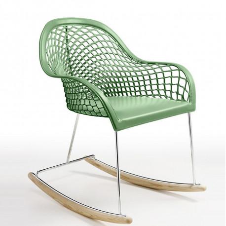 Rocking Chair Guapa DN, Midj vert