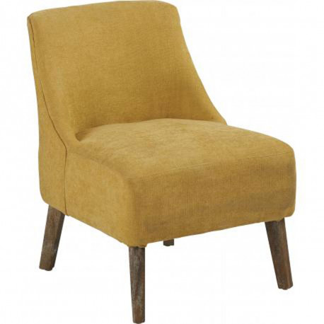 Fauteuil Crawford, Hanjel moutarde