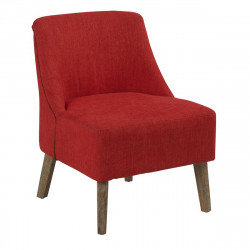 Fauteuil Crawford, Hanjel rouge passepoil