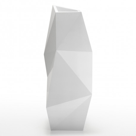 Pot Haut design Faz, Vondom blanc