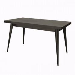 Table 55 Verni, Tolix janvier 1 130x70 cm
