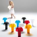 Lampe de table Colette, Pedrali transparent Taille S
