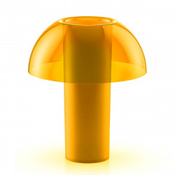 Lampe de table Colette, Pedrali jaune transparent Taille S