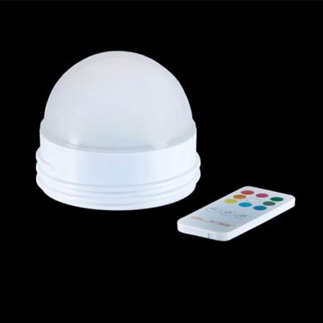 Ampoule Candy Light, Slide Design multicolore 10W
