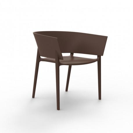 Chaise Africa, Vondom bronze