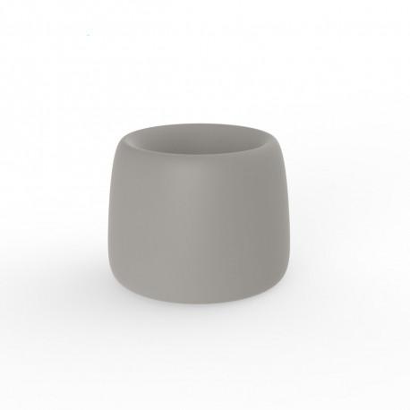 Pot Organic Redonda, Vondom taupe D61xH48 cm
