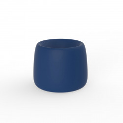 Pot Organic Redonda, Vondom bleu D73xH57 cm