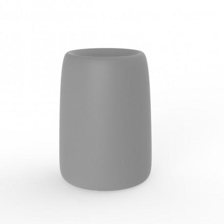 Pot Organic Redonda Alta, Vondom taupe D35xH48 cm