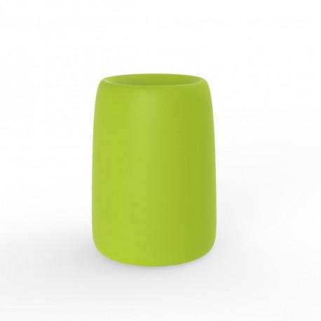 Pot Organic Redonda Alta, Vondom pistache D35xH48 cm