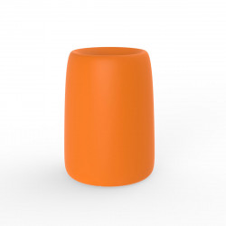 Pot Organic Redonda Alta, Vondom orange D51xH69 cm