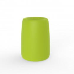 Pot Organic Redonda Alta, Vondom pistache D51xH69 cm