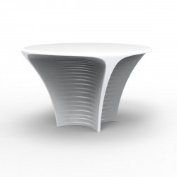 Table Biophilia, Vondom blanc Non-lumineux