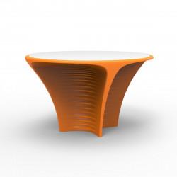 Table Biophilia, Vondom orange Non-lumineux