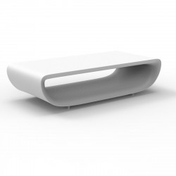 Table basse Bum Bum, Vondom blanc mat