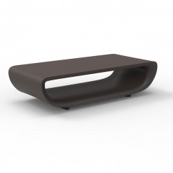 Table basse Bum Bum, Vondom bronze mat