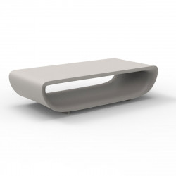 Table basse Bum Bum, Vondom taupe mat