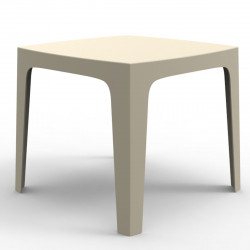 Table Solid, Vondom ecru