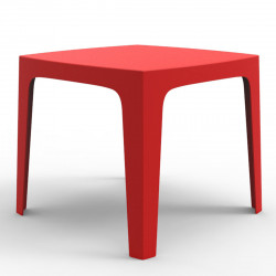 Table Solid, Vondom rouge
