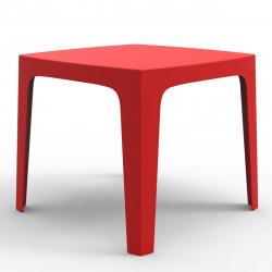Table Solid, Vondom rouge