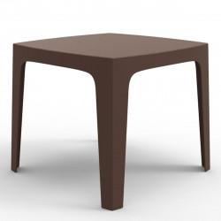 Table Solid, Vondom bronze