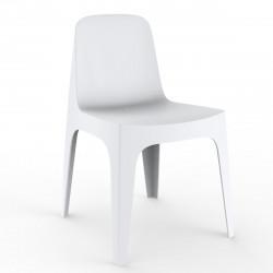 Chaise Solid, Vondom blanc