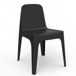 Chaise Solid, Vondom noir