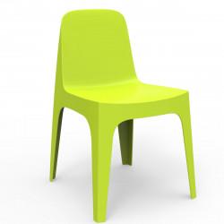 Chaise Solid, Vondom pistache