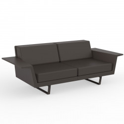 Canapé Flat, Vondom bronze 2 places
