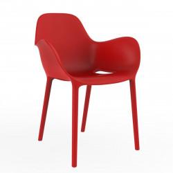 Chaise Sabinas, Vondom rouge