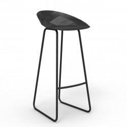 tabouret haut vases vondom blanc cerise sur la deco. Black Bedroom Furniture Sets. Home Design Ideas