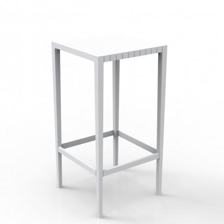 Table haute Spritz, Vondom blanc