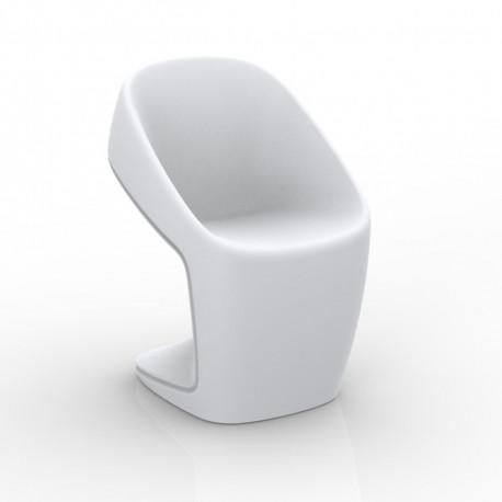 Chaise Ufo, Vondom blanc