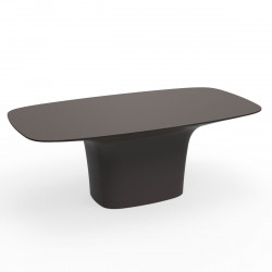 Table Ufo, Vondom bronze Longueur 200 cm
