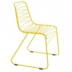 Chaise Flux, Magis jaune