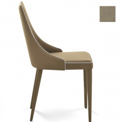 Chaise Dolce taupe