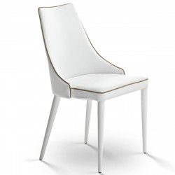 Chaise Dolce blanc